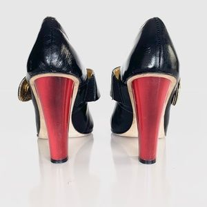 Dolce Vita Black Mary Jane Pumps Size 8
